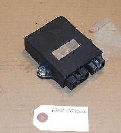 1984 Honda CB700 Nighthawk CDI Ignitor Ignition Box