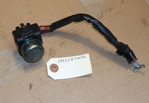 1984 Honda CB700 Nighthawk Starter Solenoid Switch