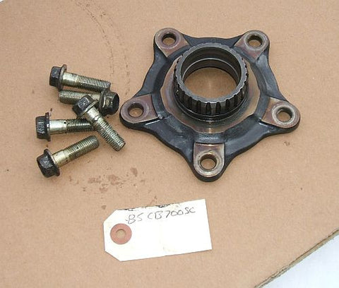 1985 Honda CB700 Final Drive Sprocket Flange
