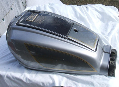 1983 Honda GL1100 GOLDWING FUEL TANK COVER ASSEMBLY
