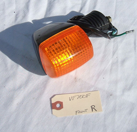 1984 Honda VF700 Interceptor Front Turn Signal Right R