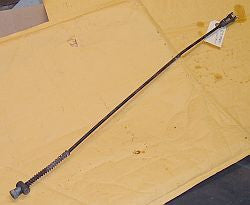 1985 Honda CB450 Nighthawk REAR BRAKE ROD