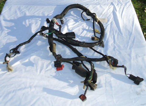 1984 Honda VF700 Interceptor Wiring Harness