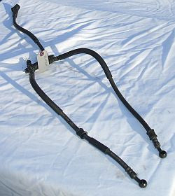 1984 Honda VF700 Interceptor Front Brake Line
