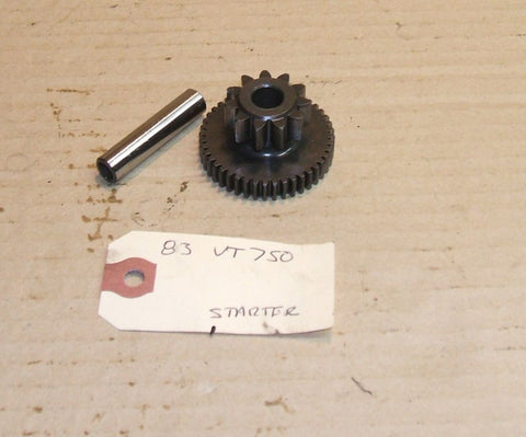1983 Honda VT750 Shadow Starter Reduction Gear