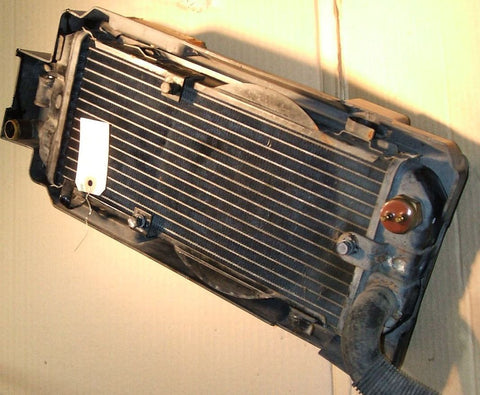 1984 Honda VT700 Shadow Radiator