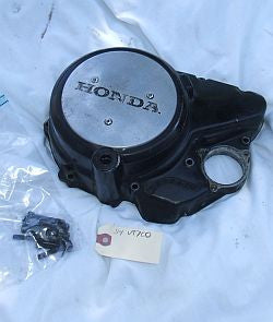 1984 Honda VT700 Shadow Left Side Case cover