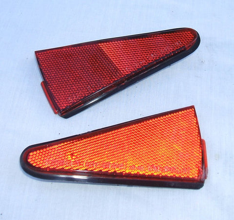 1985 Honda Nighthawk Tail Light Reflectors