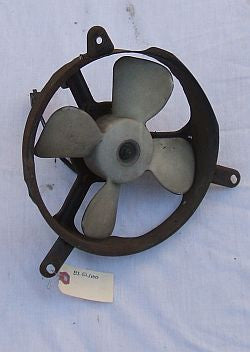 1983 Honda GL1100 COOLING FAN