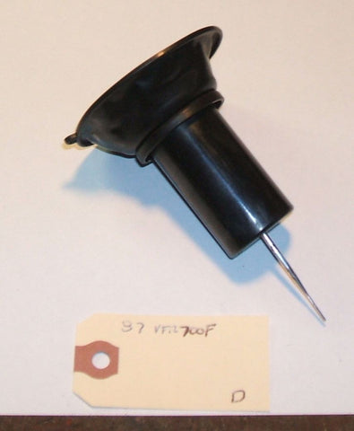 1987 Honda VFR700 Interceptor CARBURETOR DIAPHRAGM VACUUM PISTON SLIDE