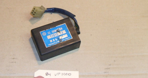 1984 Honda VF1000 Interceptor CDI Ignition Ignitor Box Module