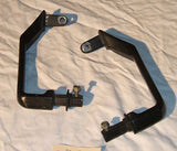1983 Honda VF750 REAR GRAB HANDLES R L GRIP  Right and Left side