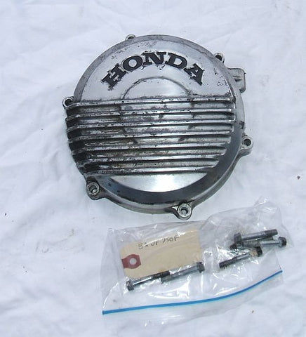 1983 Honda VF750 Interceptor  ALTERNATOR  COVER