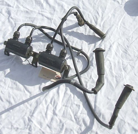 1986 Honda VF500 Interceptor Ignition Coils Coil