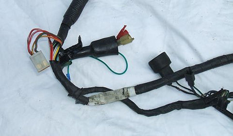1983 Honda Interceptor VF750 WIRE WIRING HARNESS