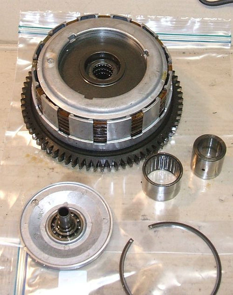 1983 Honda Vf750 Interceptor Clutch Assembly Complete