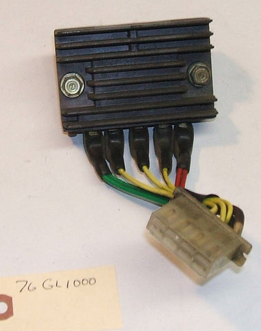1976 Honda GL1000 Goldwing RECTIFIER REGULATOR