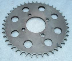 1975 Honda CB750 Super Sport ALLOY REAR SPROCKET - AFTERMARKET 43 TOOTH