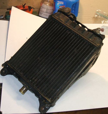 1976 Honda GL1000 Goldwing RADIATOR W FAN