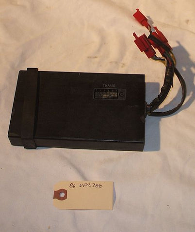 1986 Honda VFR700 Interceptor CDI UNIT IGNITER IGNITION CONTROL MODULE
