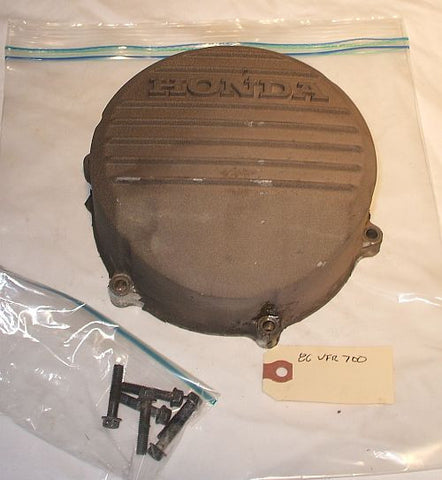 1986 Honda VFR700 Interceptor LEFT SIDE CASE COVER ALTERNATOR