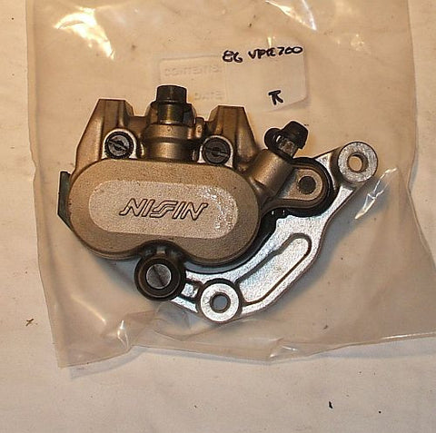 1986 Honda VFR700 Interceptor CALIPER  FRONT BRAKE R RIGHT