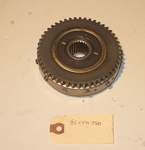 1995 Honda VFR750 Interceptor Starter Clutch W Start Gear VFR 750