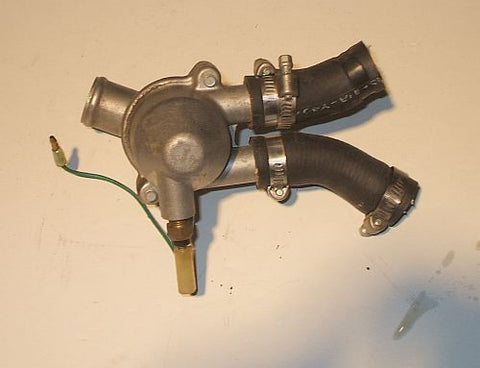 1995 Honda VFR750 Interceptor Thermostat W Case
