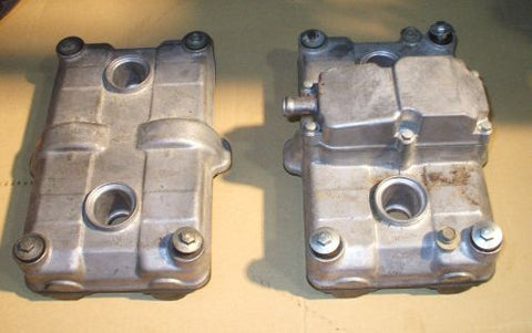 1995 Honda VFR750 Interceptor Valve Covers FR RR Cylinder Head