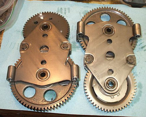 1995 Honda VFR750 Interceptor Gear Train FR RR