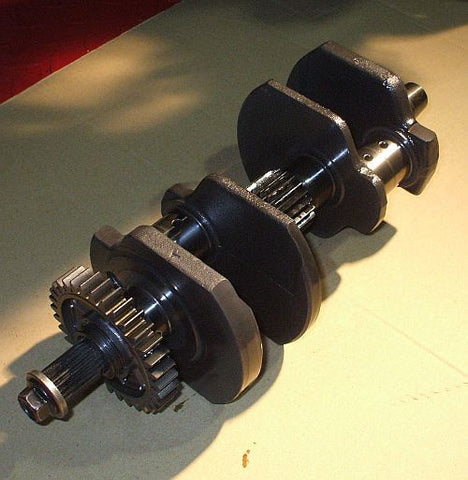 1995 Honda VFR750 Interceptor Crank Shaft Crankshaft