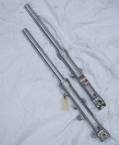 YAMAHA 1978 XS400  XS 400 Front Fork Forks (lowers)