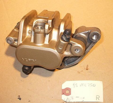 1995 Honda VFR750 Interceptor Front Brake Caliper Right R VFR 750