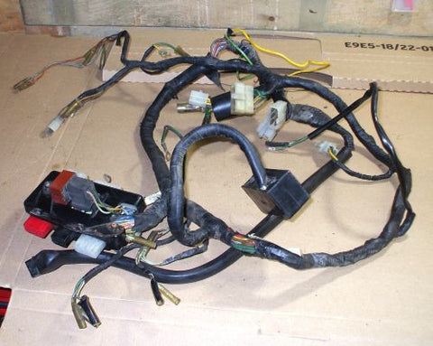 1979 Honda GL1000 Goldwing Wire Harness Wiring