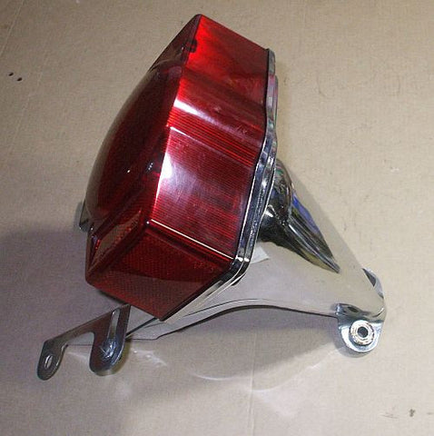 1979 Honda GL1000 GL 1000 Goldwing Tail Light W bracket Bracket License Plate 1975 1976 1977 1978