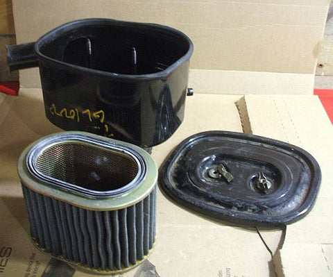 1976 Honda GL1000 Goldwing  AIR BOX AIR CLEANER HOUSING