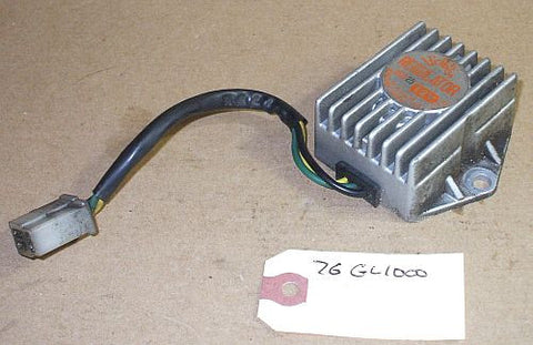 1976 Honda GL1000 Goldwing REGULATOR RECTIFIER POINTLESS