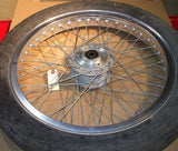 1976 Honda GL1000 Goldwing FRONT WHEEL RIM 19''