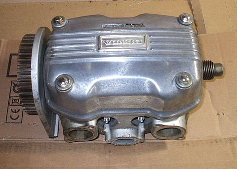 1976 Honda GL1000 Goldwing COMPLETE CYLINDER HEAD CAM SHAFT VALVE RIGHT SIDE