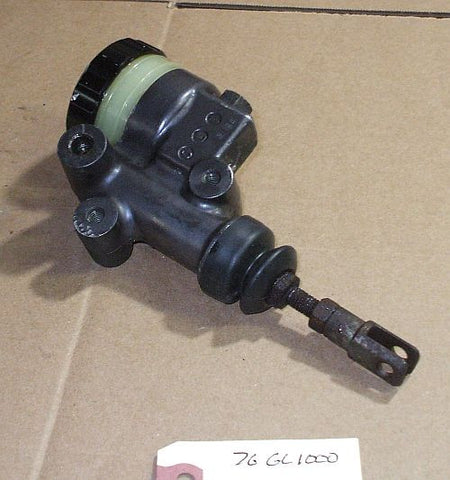 1976 Honda GL1000 Goldwing REAR BRAKE MASTER CYLINDER