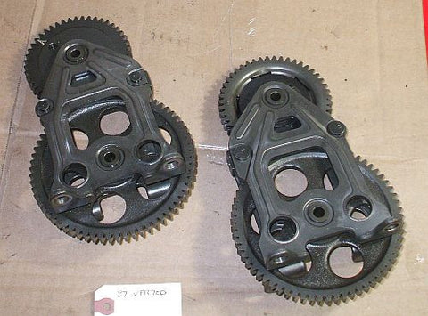 1986 Honda VFR700 Interceptor GEAR TRAIN REAR