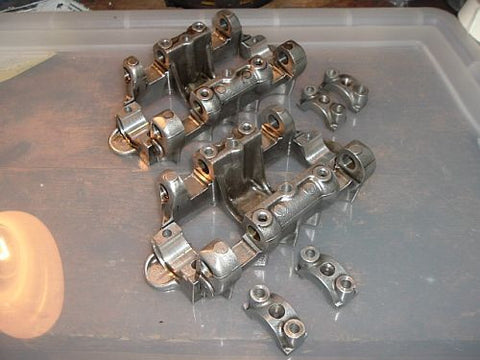 1975 Honda CB750 Super Sport CAM SHAFT HOLDER SET