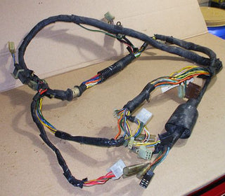 1983 honda cb650 nighthawk wiring harness wire