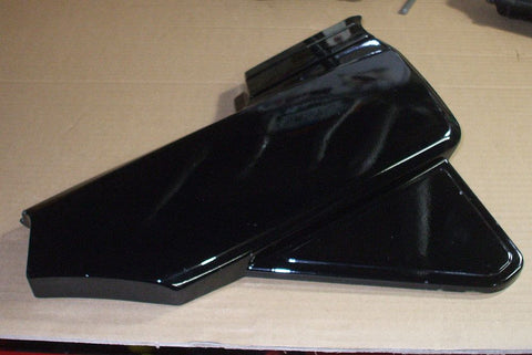 1985 Honda CB700 Nighthawk Side Cover Plate Right R