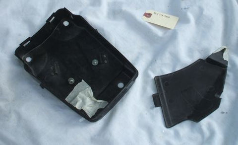 1985 Honda VT500 Shadow Plastic Cover Backrest