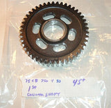1975 Honda CB750 Super Sport TRANSMISSION 1ST COUNTERSHAFT GEAR 45 TOOTH