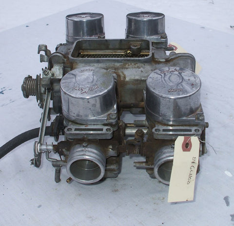 1981 Honda GL1100 GOLDWING CHROME CARBURETOR