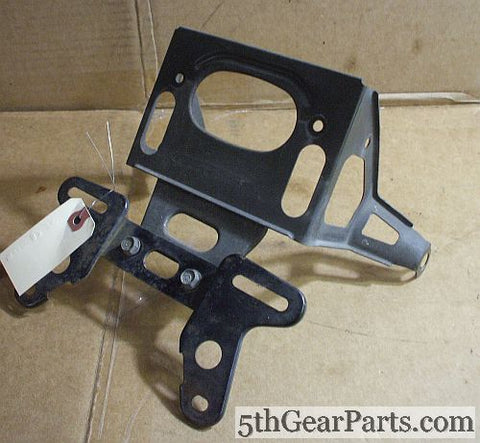 1983 Honda CB550 Nighthawk REAR FENDER - W BRACKET 83 cb650sc