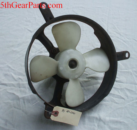 1981 Honda GL1100 COOLING FAN 80 81 82 83