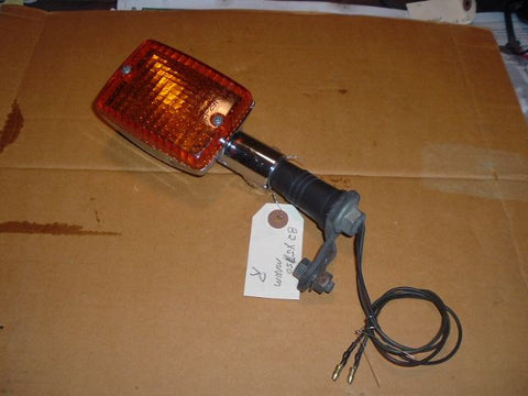 1982 Yamaha XJ750 Maxim Rear Turn Signal Right Side R